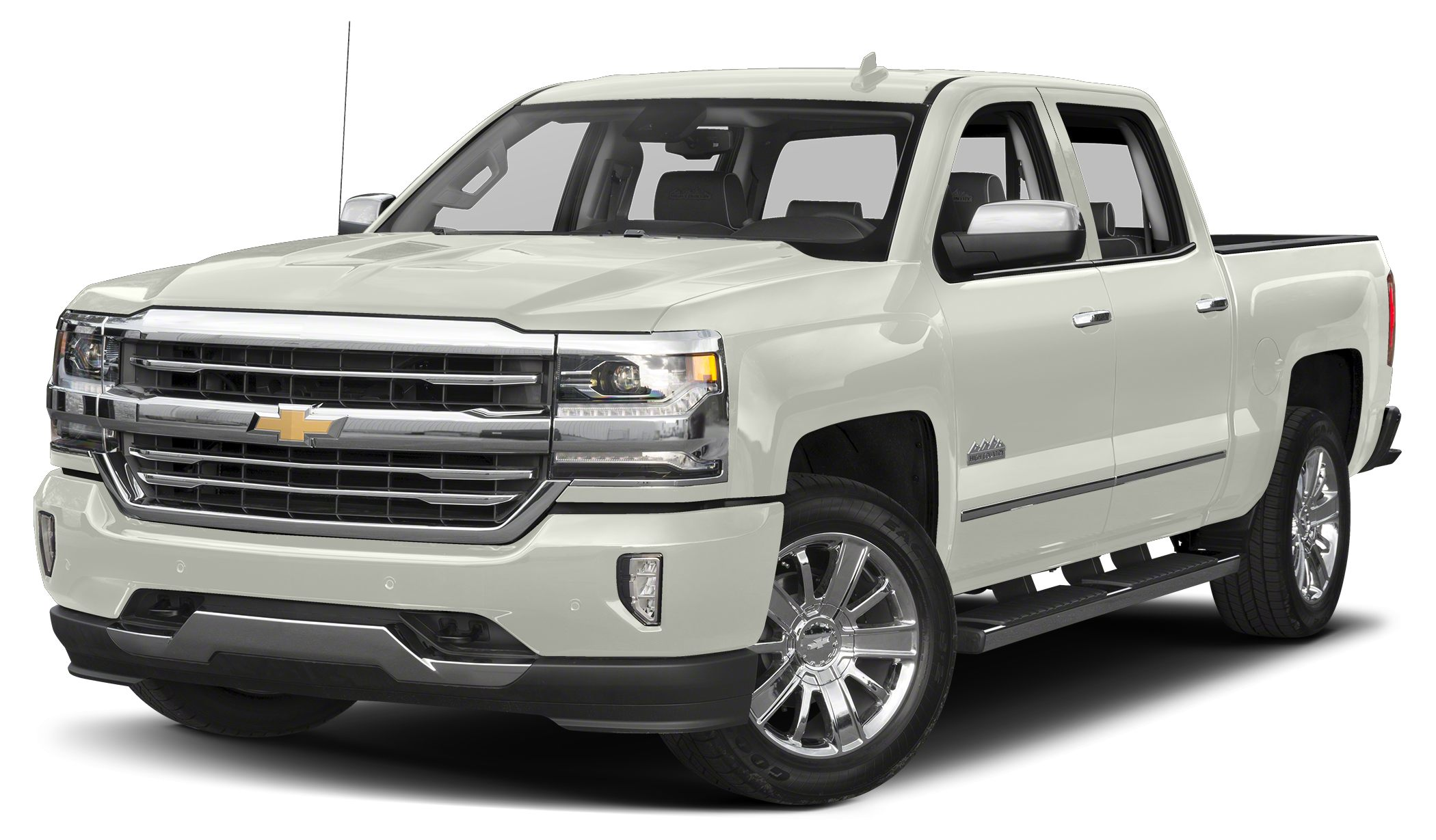2017 Chevrolet Silverado 1500 High Country All advertised prices exclude government fees and taxes