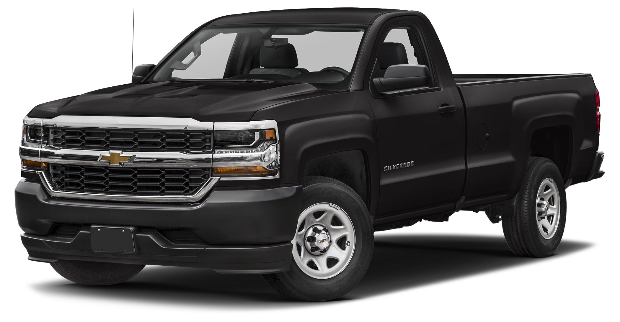 2016 Chevrolet Silverado 1500  Miles 5Color Black Stock 165829 VIN 1GCNCNEH8GZ175904