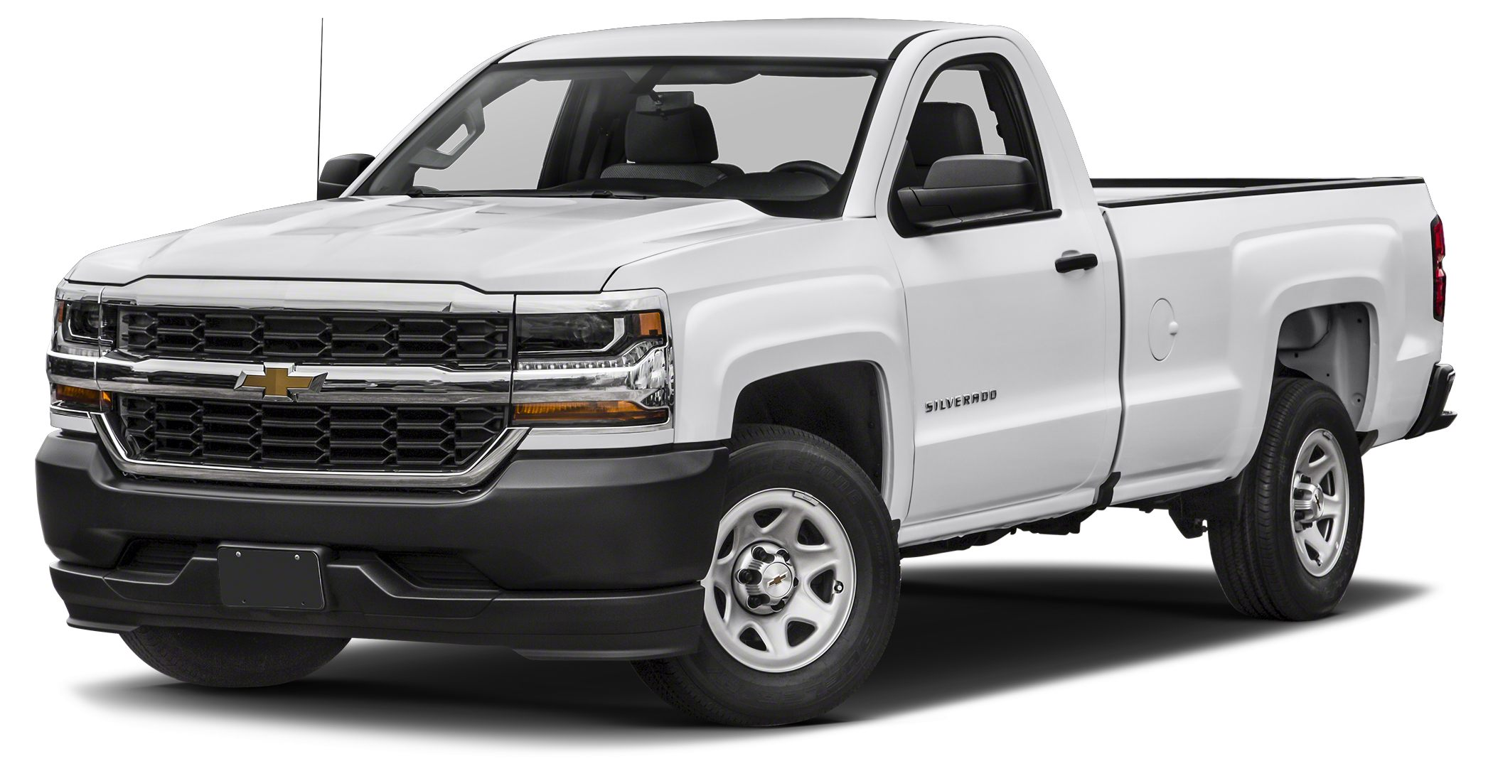 2018 Chevrolet Silverado 1500 WT Summit White 2018 Chevrolet Silverado 1500 WT RWD 6-Speed Automat