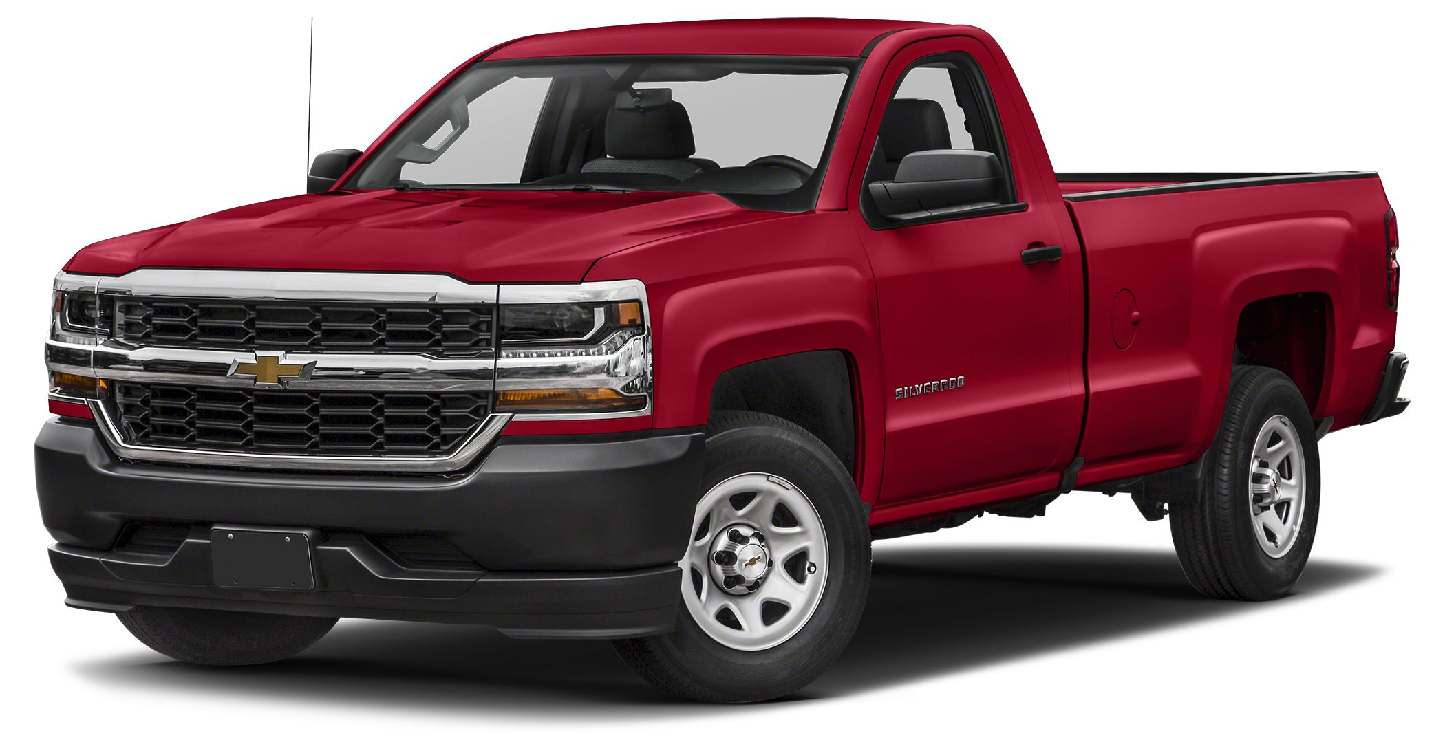2017 Chevrolet Silverado 1500  Miles 0Color Red Hot Stock 176677 VIN 1GCNKNEC0HZ305053