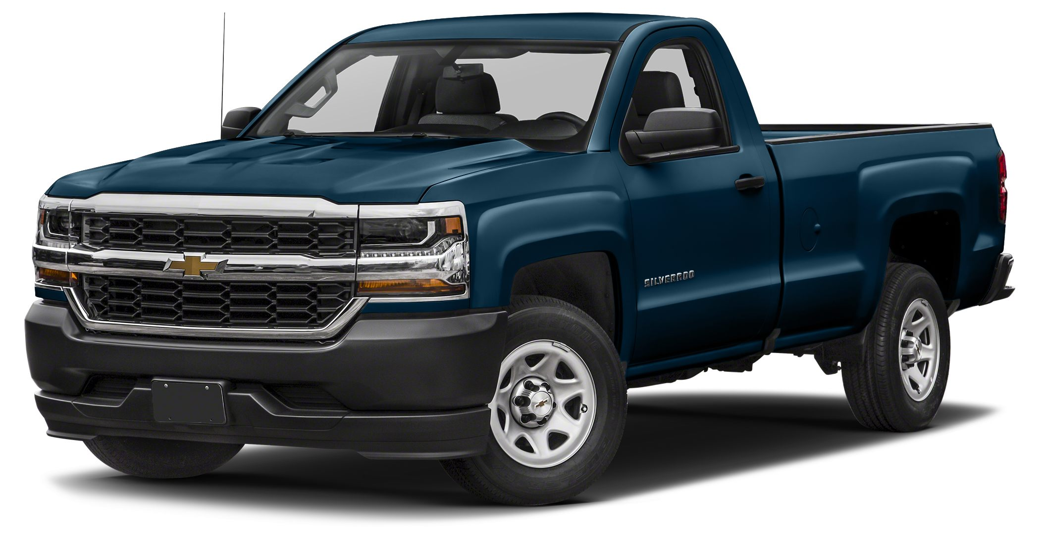 2016 Chevrolet Silverado 1500  Miles 0Color Deep Ocean Blue Metallic Stock 166798 VIN 1GCNCN