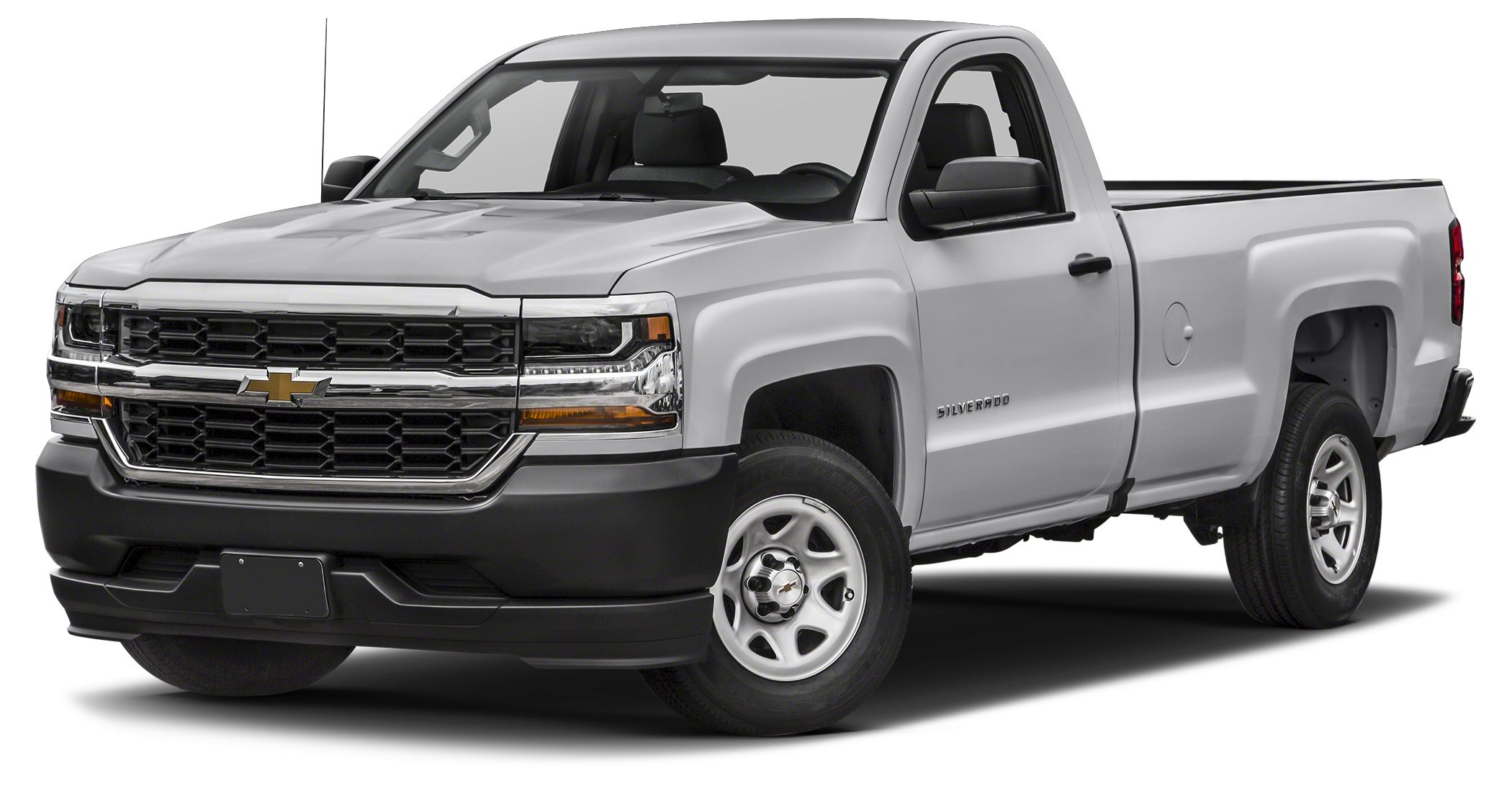 2017 Chevrolet Silverado 1500  Miles 0Color Silver Ice Metallic Stock VDFVH4 VIN 1GCNCNEH6HZ