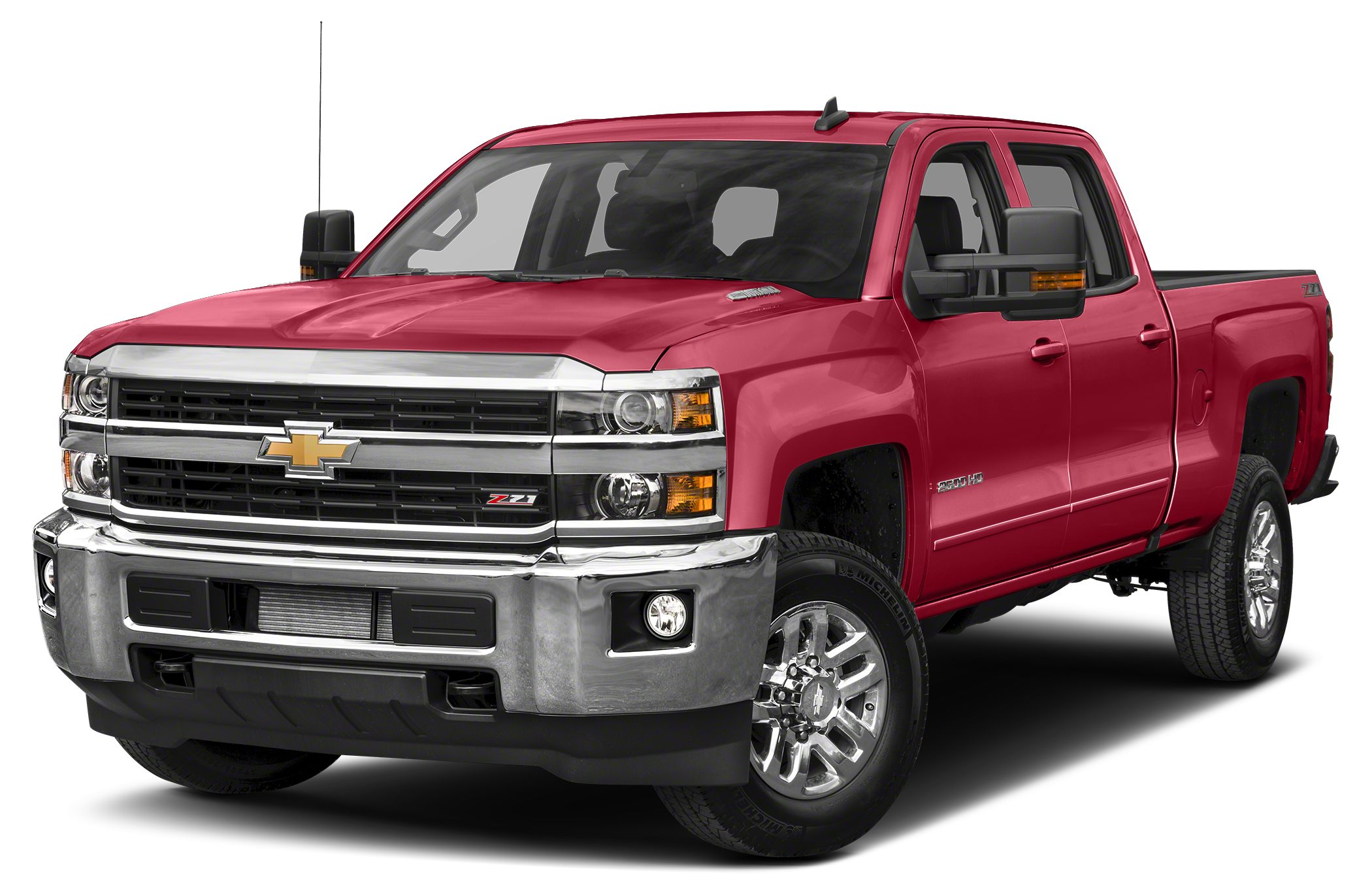 2015 Chevrolet Silverado 2500HD LT Miles 73202Color Victory Red Stock 171113A VIN 1GC1KVE82F