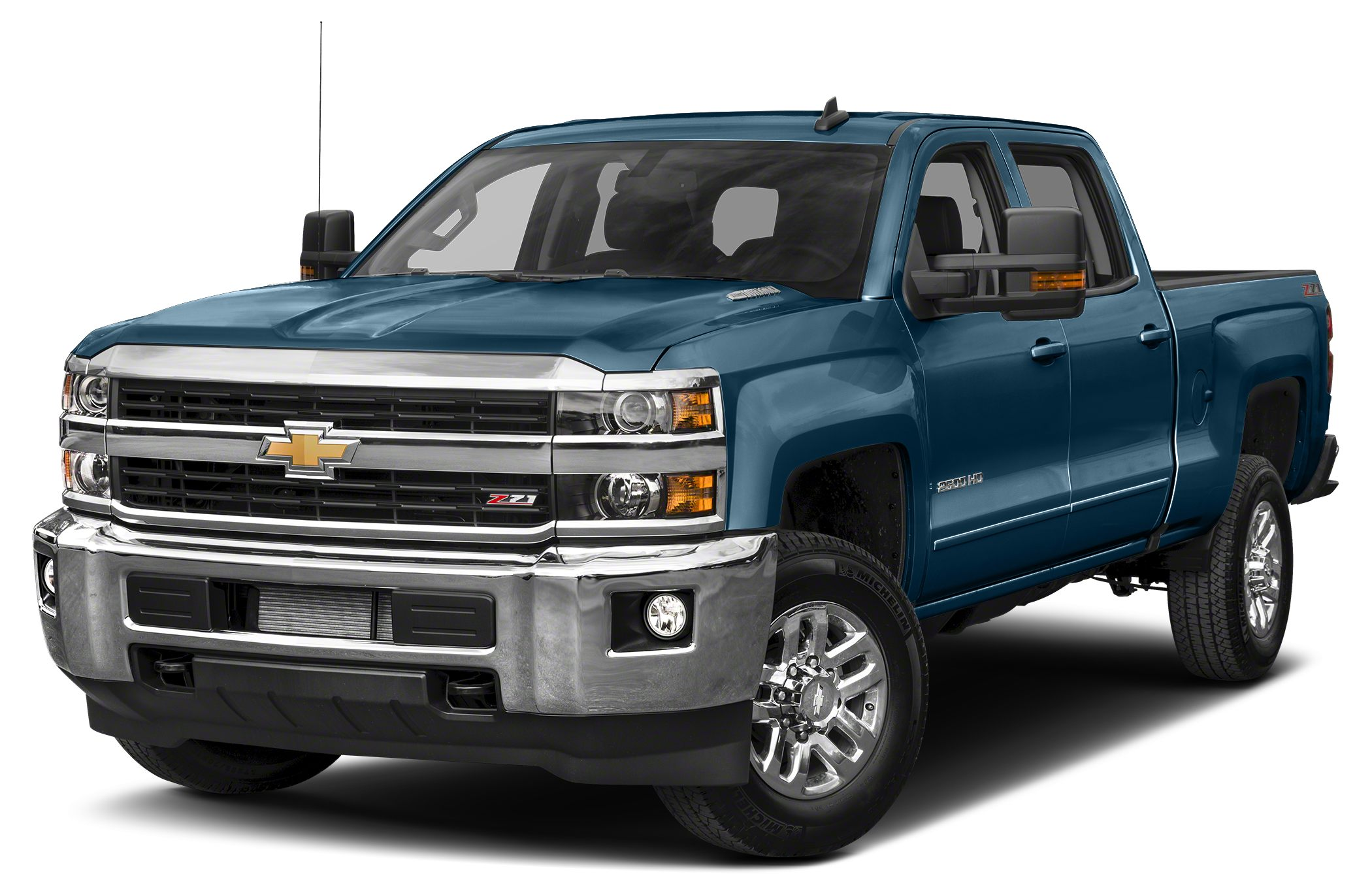 2017 Chevrolet Silverado 2500HD LT They say All roads lead to Rome but who cares which one you ta