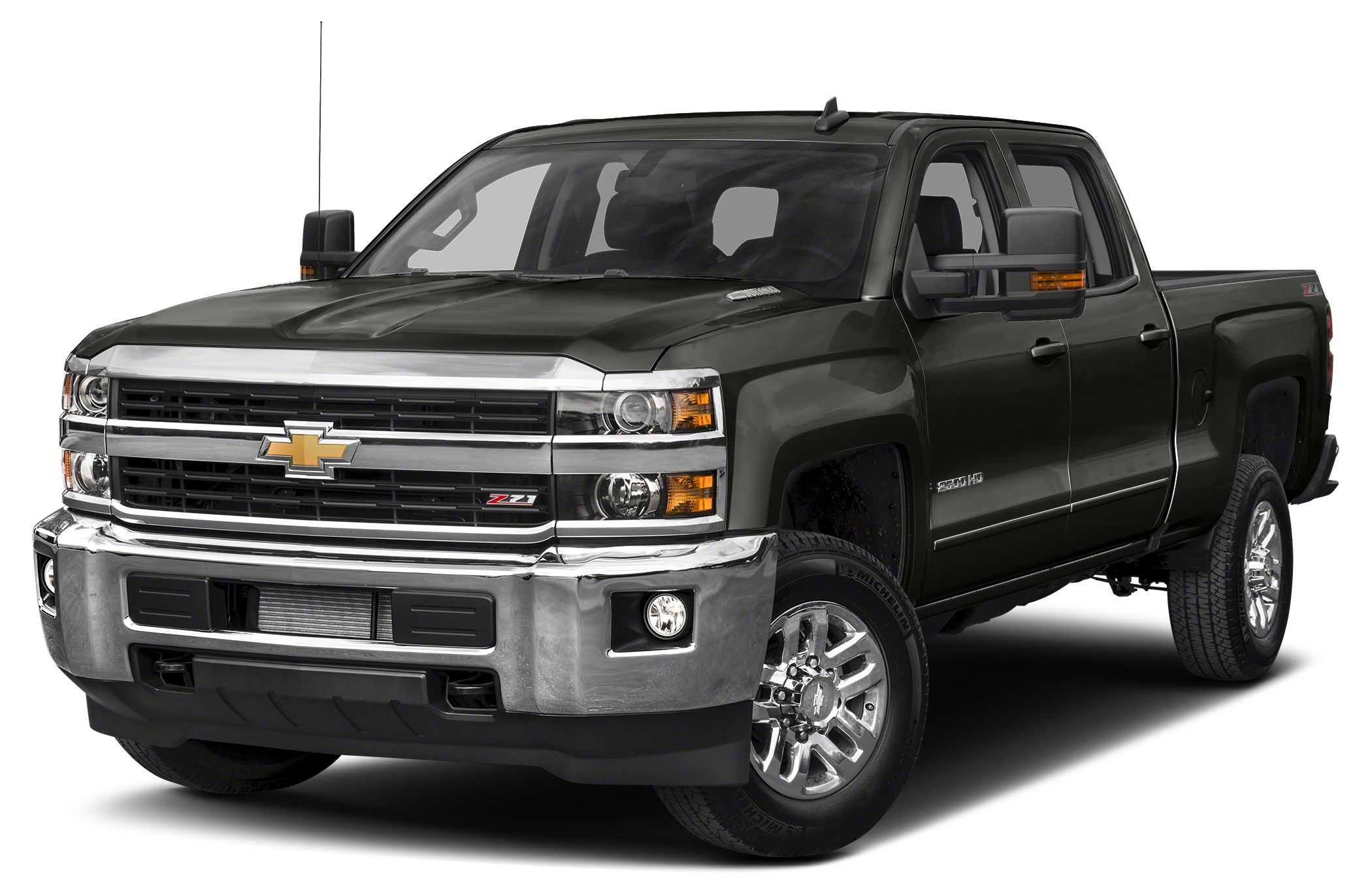 2017 Chevrolet Silverado 2500HD LT Miles 0Color Pepperdust Metallic Stock 1GC1KVEGXHF131169 V
