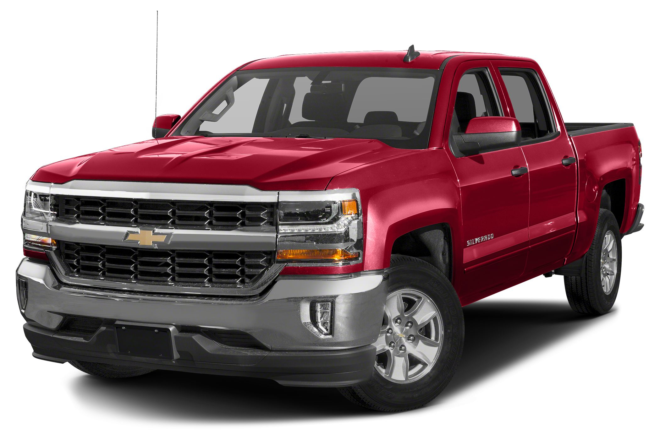 2016 Chevrolet Silverado 1500 LT Look forward to long road trips with anti-lock brakes traction c