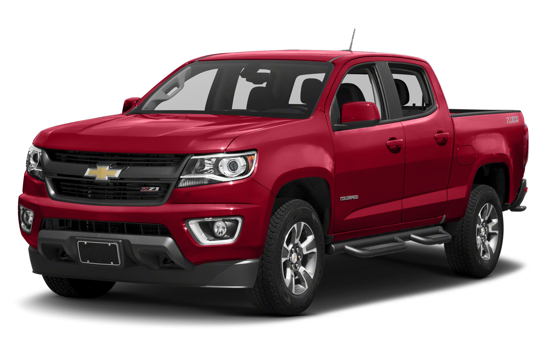 2018 Chevrolet Colorado Z71 Steel Metallic 2018 Chevrolet Colorado Z71 4WD 8-Speed Automatic V6 Re