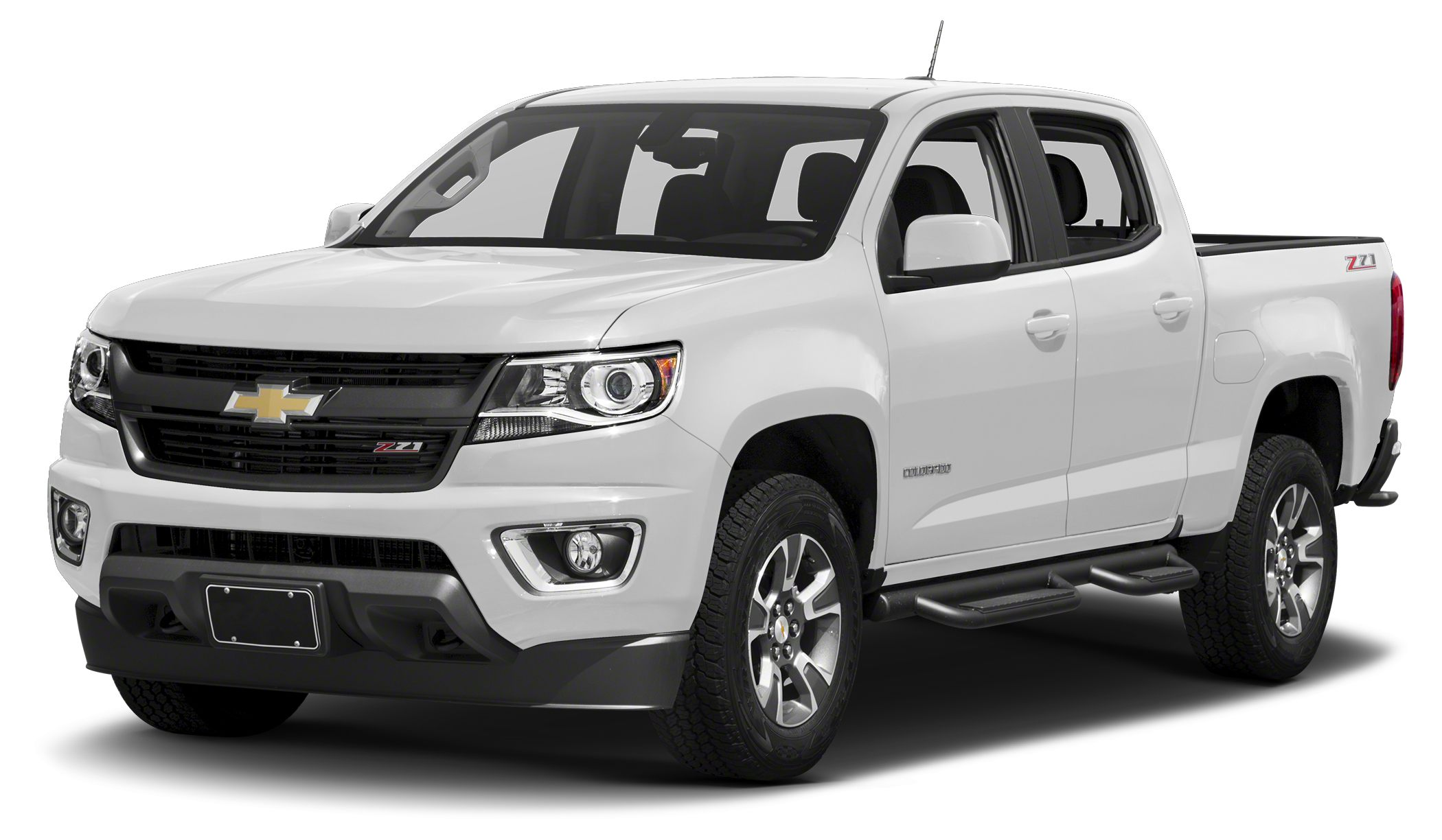 2018 Chevrolet Colorado Z71 You want it all and the 2018 Chevrolet Colorado delivers Offering th