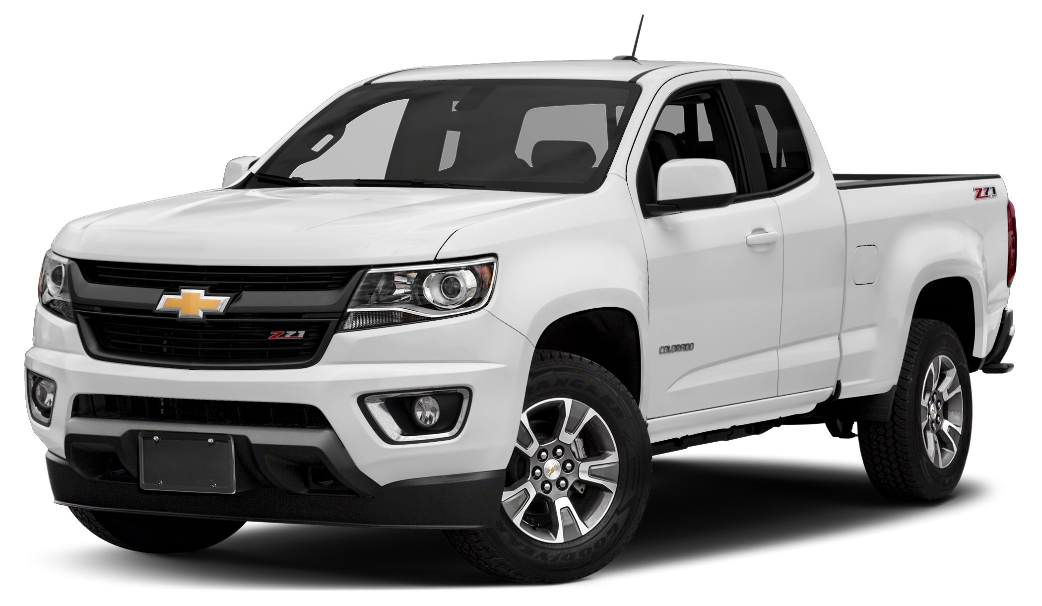2018 Chevrolet Colorado Z71 Summit White 2018 Chevrolet Colorado Z71 RWD 8-Speed Automatic V6 Mil