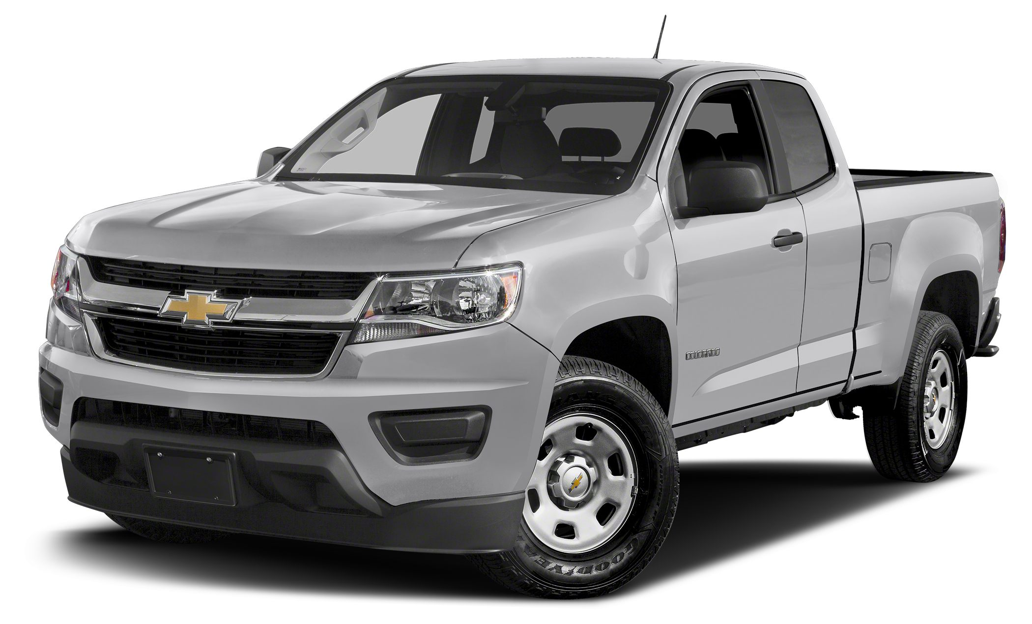 2018 Chevrolet Colorado WT Silver Ice Metallic 2018 Chevrolet Colorado Work Truck RWD 8-Speed Auto
