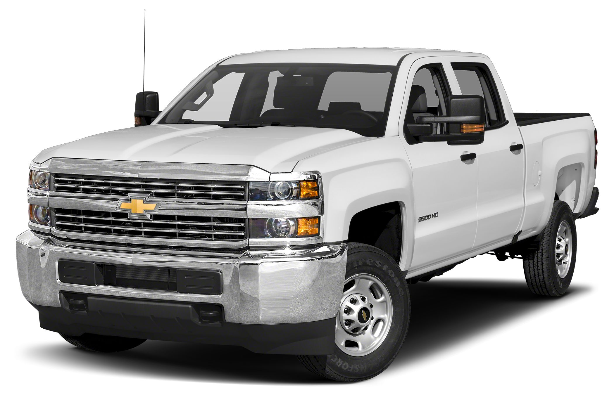 2017 Chevrolet Silverado 2500HD WT Miles 0Color Summit White Stock 1GC1KUEY5HF135150 VIN 1GC