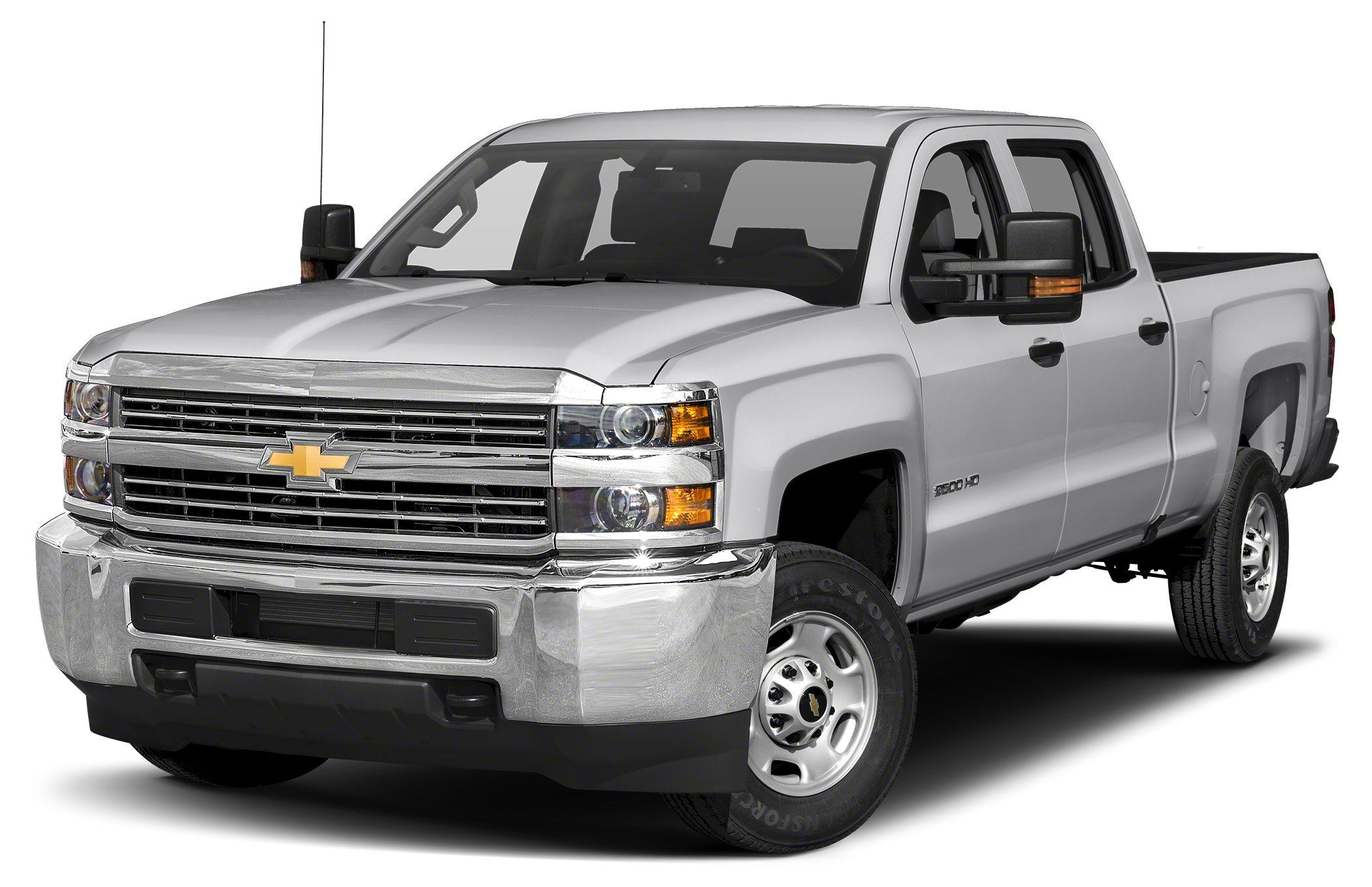 2018 Chevrolet Silverado 3500HD WT Silver Ice Metallic 2018 Chevrolet Silverado 3500HD Work Truck