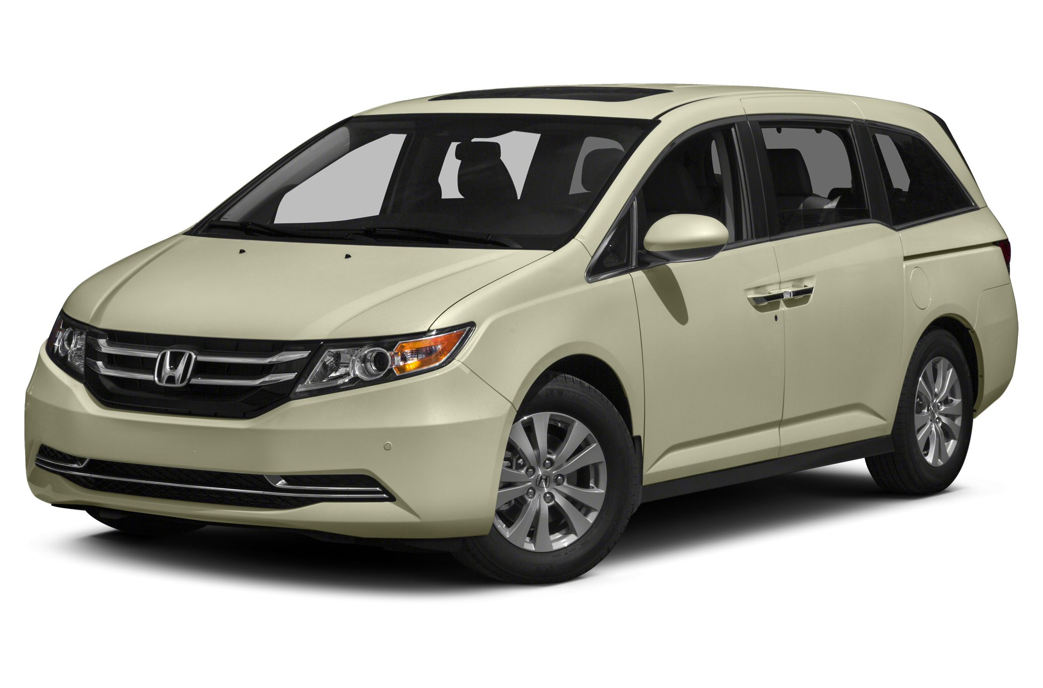 2015 Honda Odyssey EX-L w Navigation Only 20k Miles - EX-L Edition - Crystal Black Pearl on Truff
