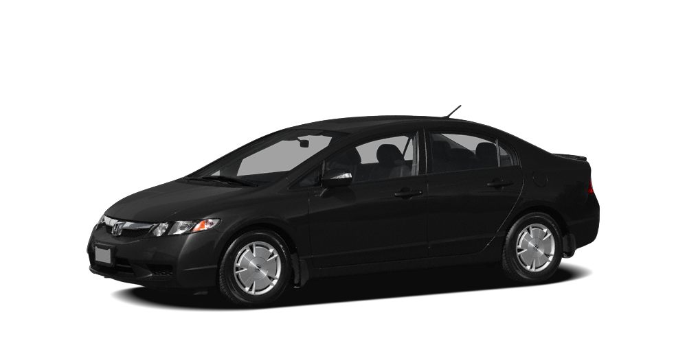 2009 Honda Civic Hybrid  Clean Carfax - Only 2 previous owners - CD player - Power windows - and R