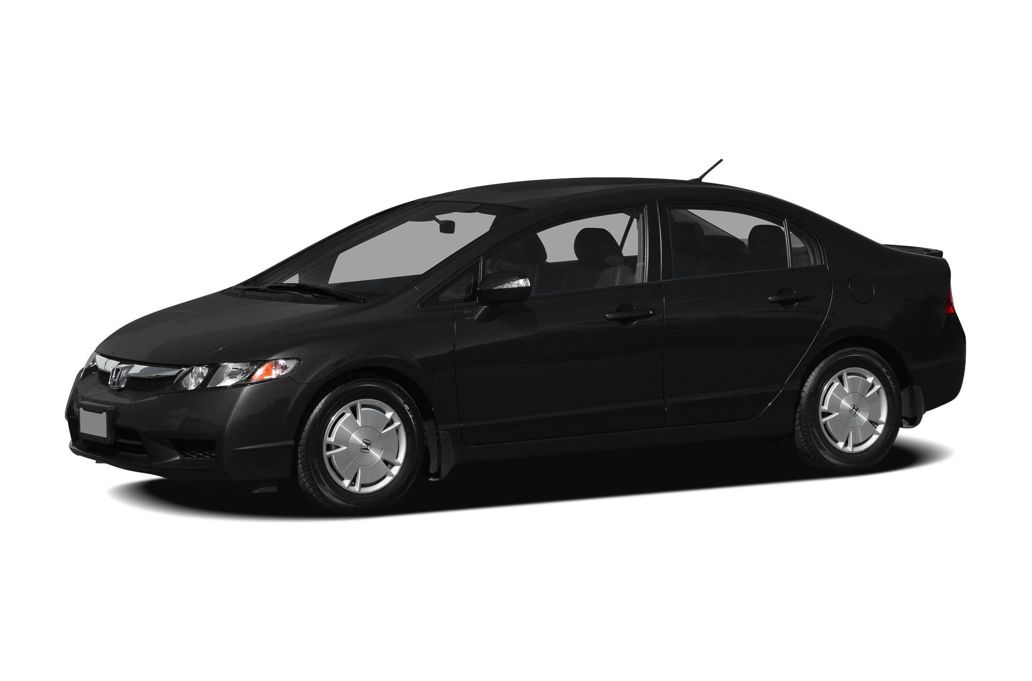 2009 Honda Civic Hybrid Base LOW MILES - 63874 FUEL EFFICIENT 45 MPG Hwy40 MPG City Civic trim