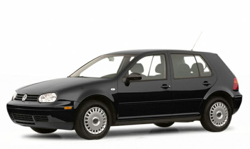 2001 Volkswagen Golf GLS This particular GLS Golf is excellent inside outside and the drivetrain