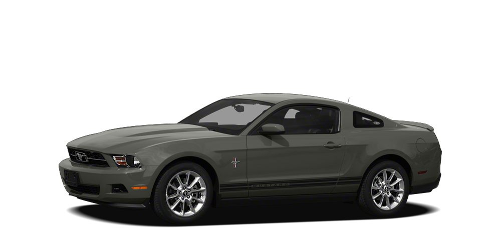 2012 Ford Mustang V6 Premium LOW MILES - 39047 FUEL EFFICIENT 29 MPG Hwy19 MPG City 1200 be