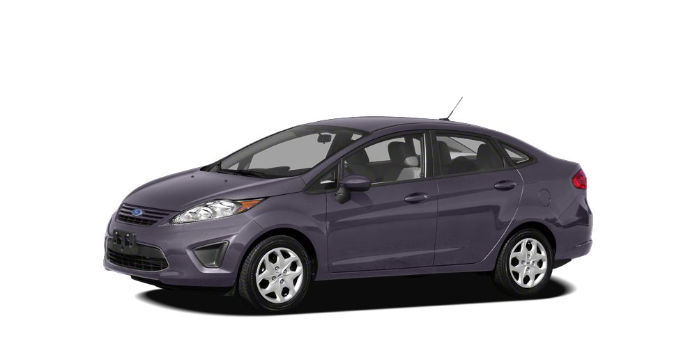 2012 Ford Fiesta S Extra Clean Violet Grey Metallic exterior and Light Stone interior S trim FUE
