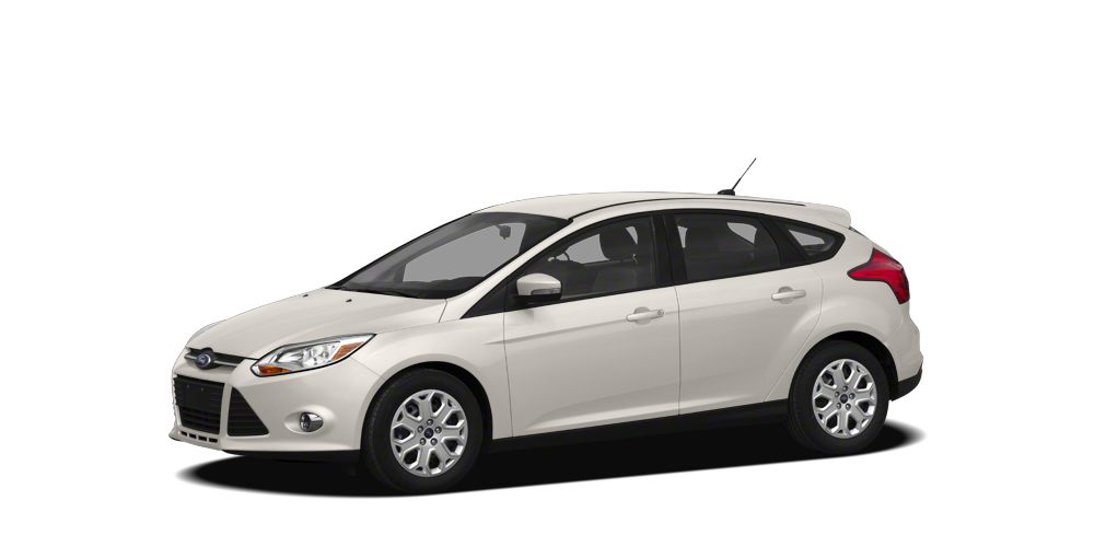 2012 Ford Focus Titanium EPA 38 MPG Hwy28 MPG City PRICED TO MOVE 500 below NADA Retail Ford