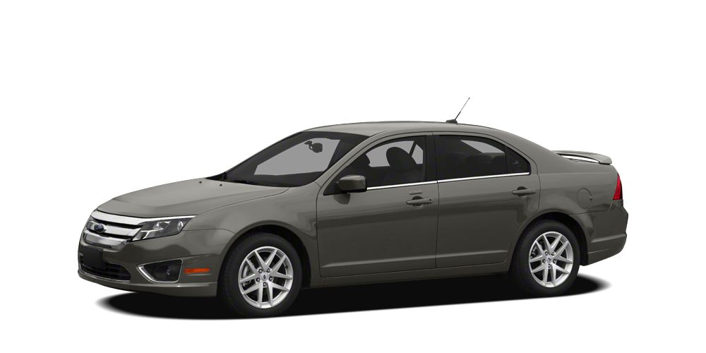 2012 Ford Fusion SE Recent Arrival 6-Speed Automatic Odometer is 56222 miles below market averag