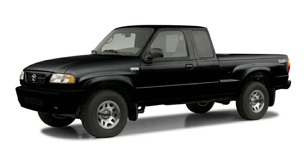 2003 Mazda B3000 B3000 Miles 73479Color Black Stock ZAM11447 VIN 4F4YR16V83TM11447