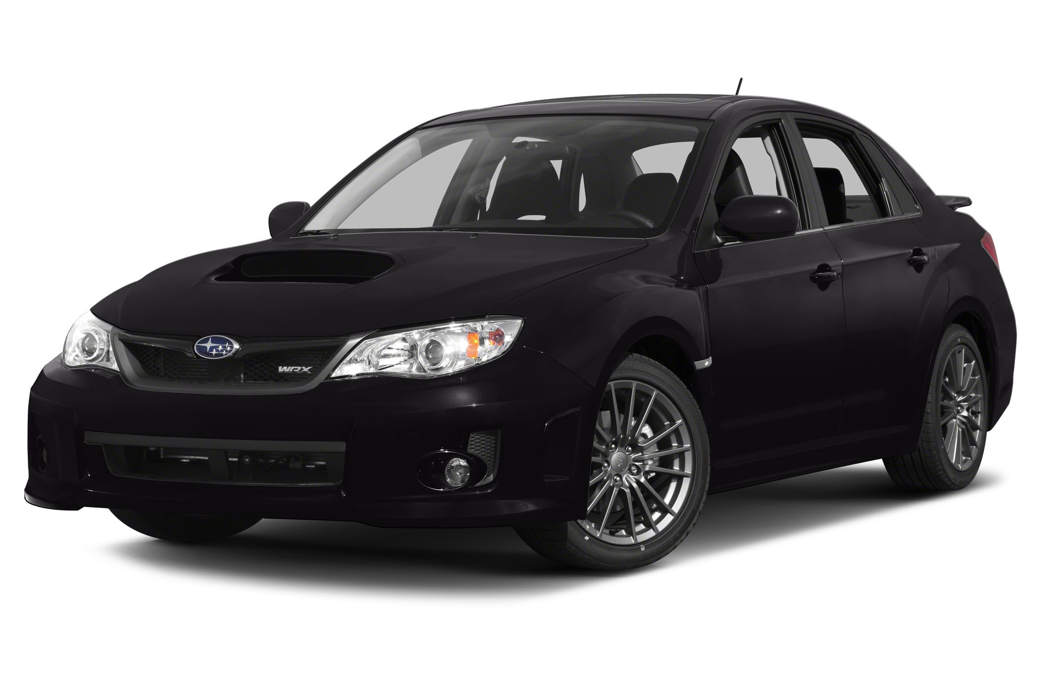 2013 Subaru Impreza WRX Premium Vehicle Options 4WDAWD Electronic Brake Assistance Steering Wheel