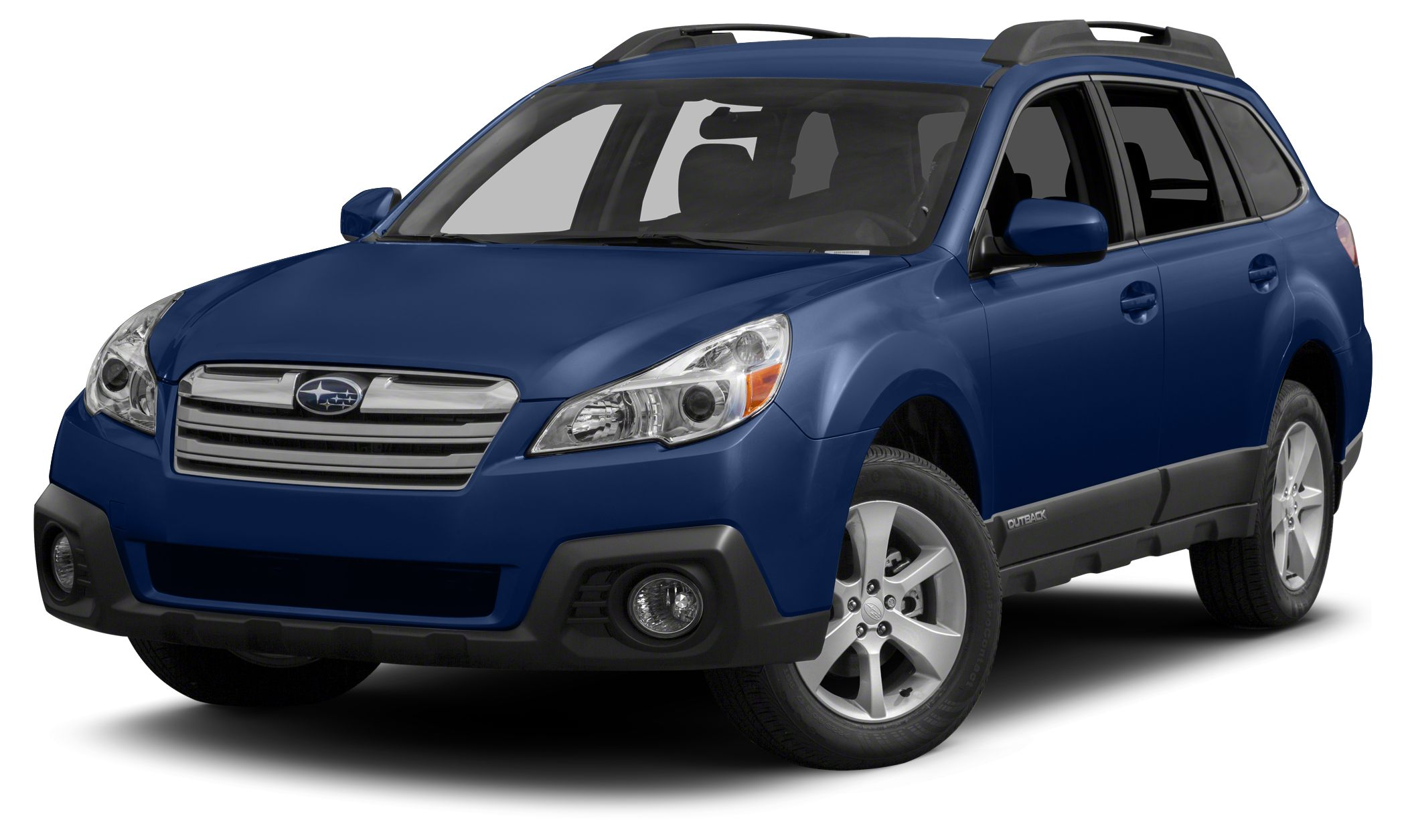 2013 Subaru Outback 25i Miles 21095Color Twighlight Blue Metallic Stock 15