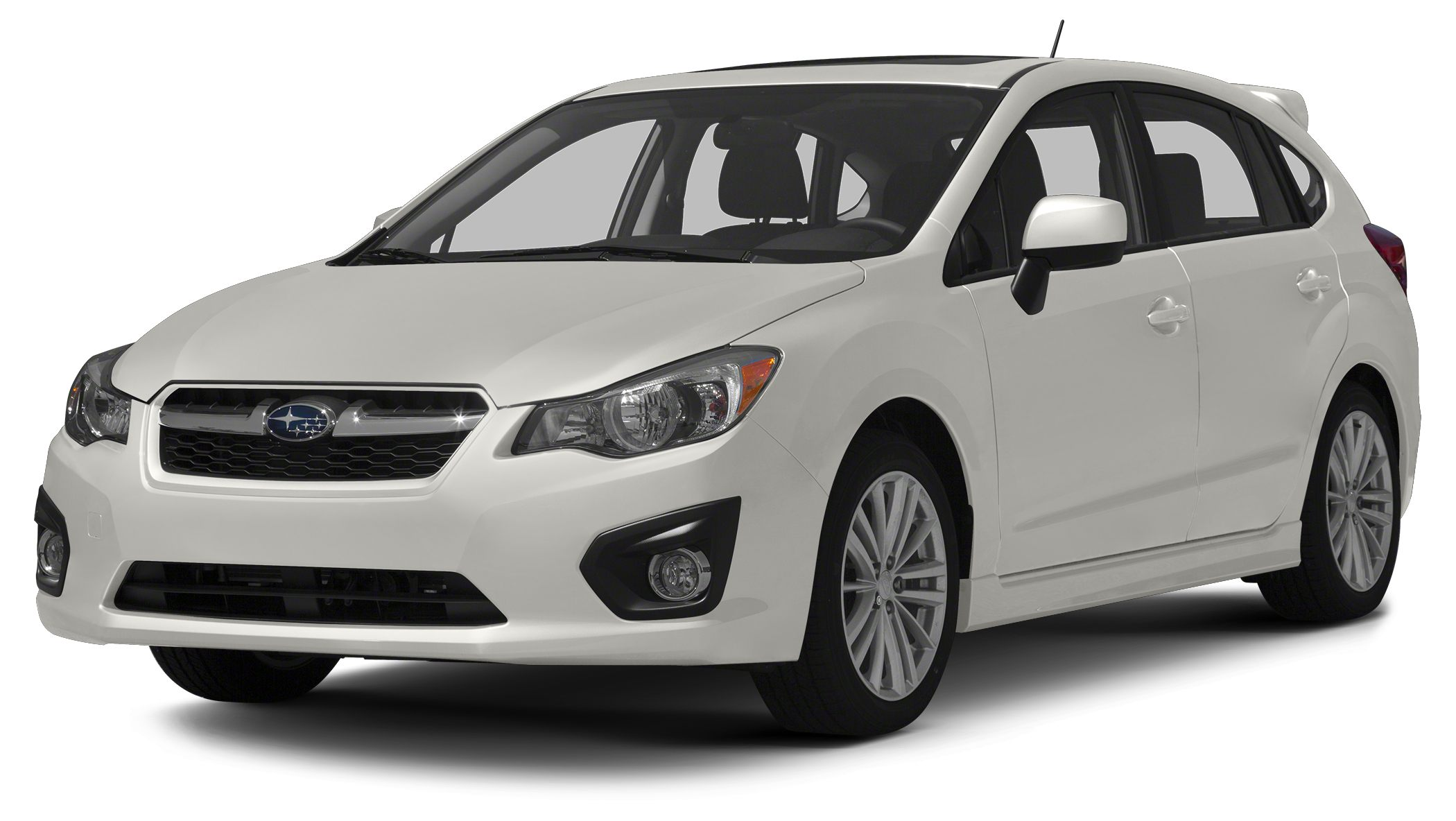 2013 Subaru Impreza 20i Limited Miles 36244Color Satin White Pearl Stock U2271 VIN JF1GPAH6