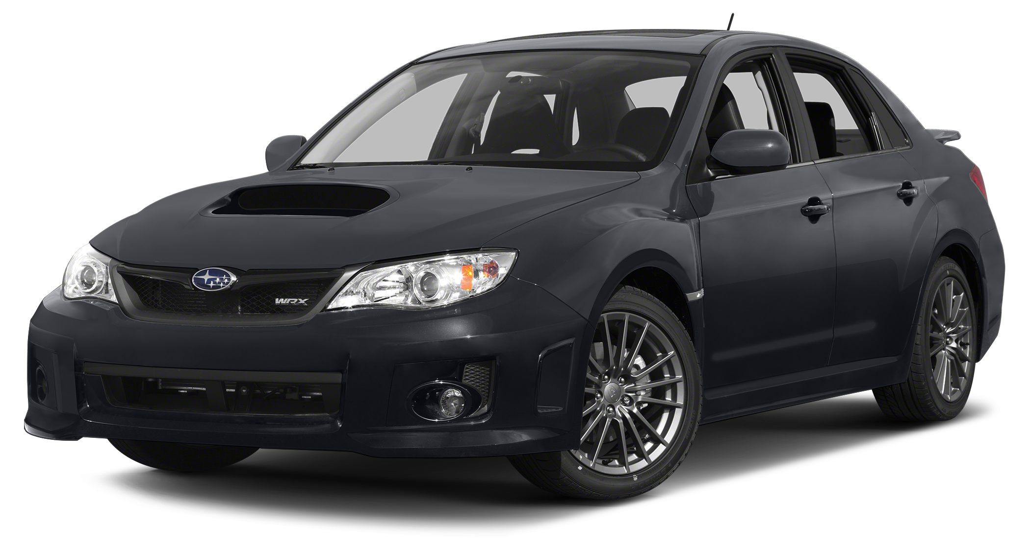 2013 Subaru Impreza WRX One Owner LOCAL TRADE with a Clean Carfax and only 28181 miles 4 BRAND N