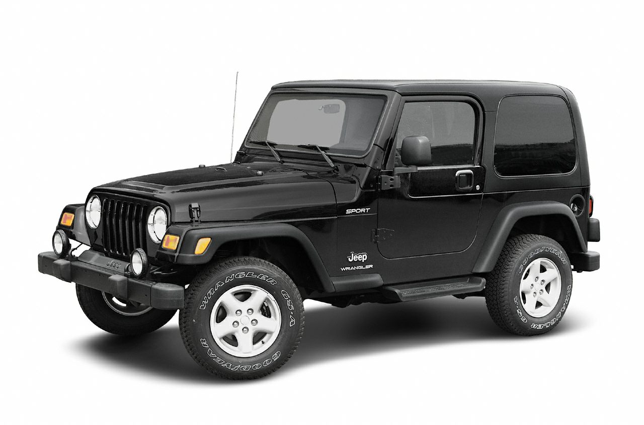 2003 Jeep Wrangler Rubicon Miles 119832Color Black Stock 8359 VIN 1J4FA69S83P353171