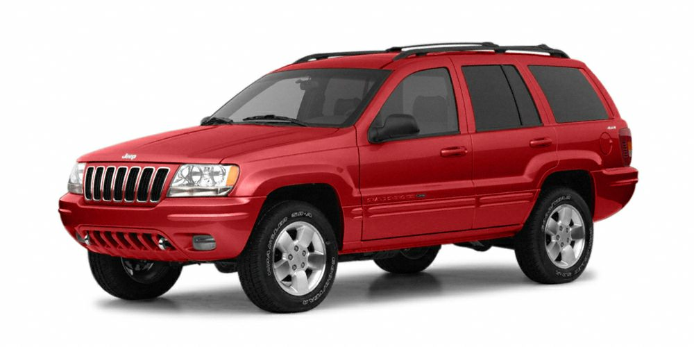 2003 Jeep Grand Cherokee Limited Land a score on this 2003 Jeep Grand Cherokee Limited before some
