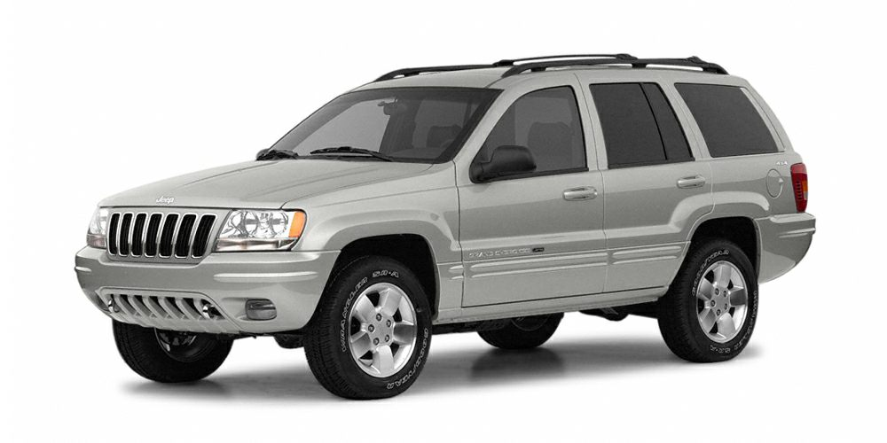2003 Jeep Grand Cherokee Limited Miles 131294Color Silver Stock 3C620940 VIN 1J4GX58S93C6209