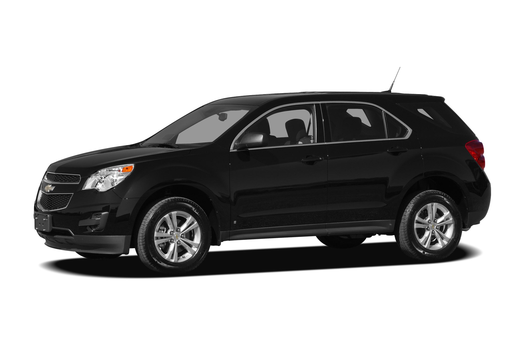 2011 Chevrolet Equinox 2LT Equipment Group 2LT 8-Way Power Driver Seat Adjuster Automatic Climat