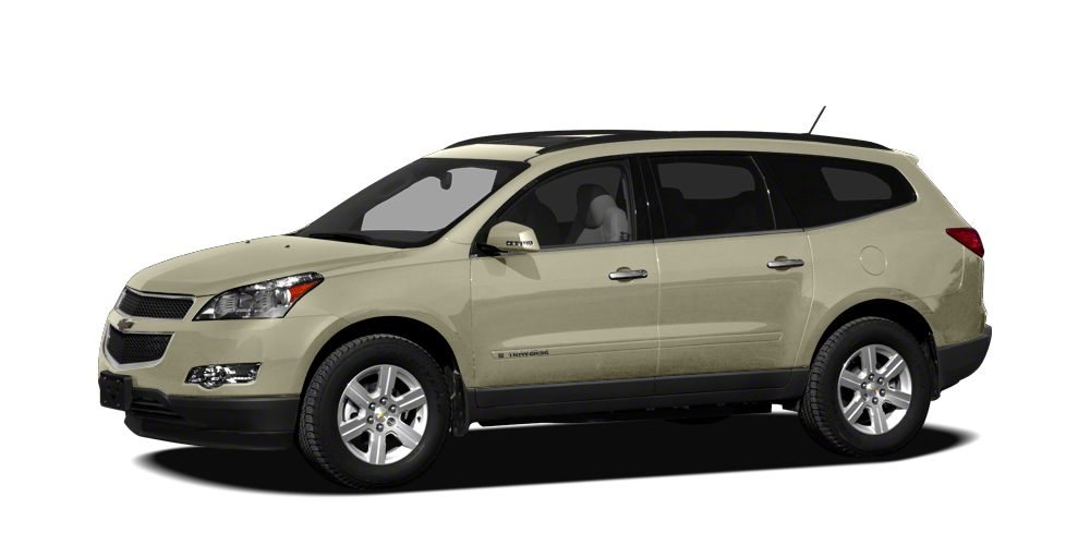 2011 Chevrolet Traverse 1LT Excellent Condition EPA 24 MPG Hwy17 MPG City Third Row Seat Enter