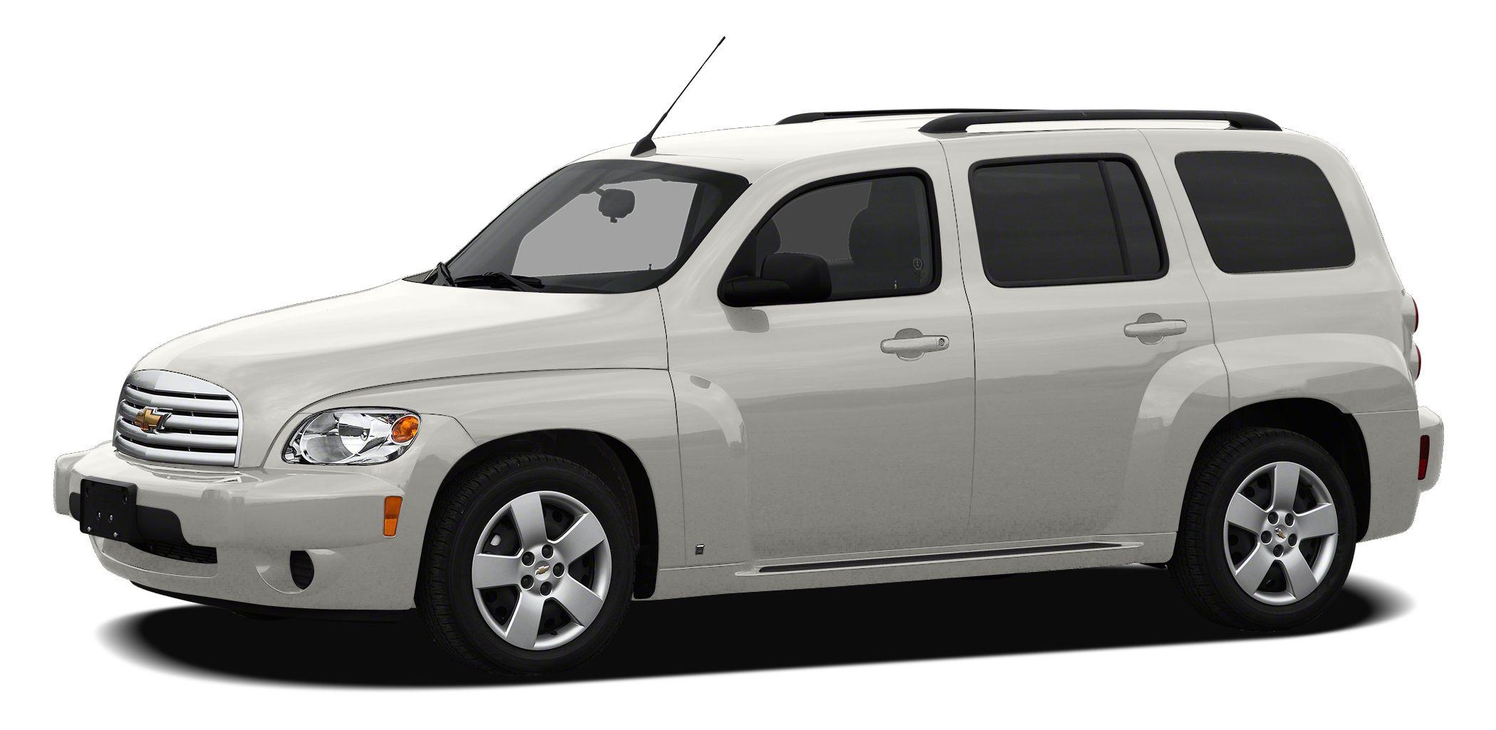 2011 Chevrolet HHR LT HHR LT and ECOTEC 22L I4 SFI DOHC 16V Flex Fuel Hey Look right here If
