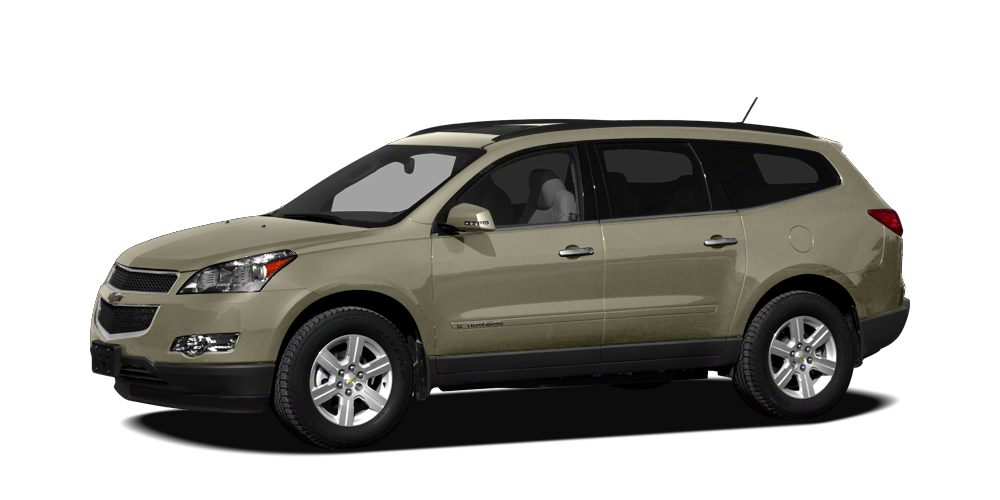 2011 Chevrolet Traverse 1LT Snag a deal on this 2011 Chevrolet Traverse LT with 1LT before someone