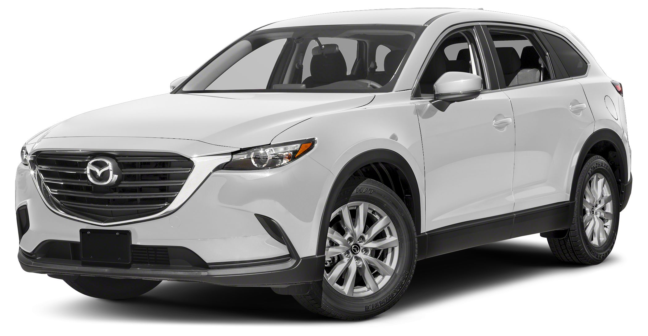 2016 Mazda CX-9 Touring What are you waiting for Introducing the 2016 Mazda Mazda CX-9 Packed wi