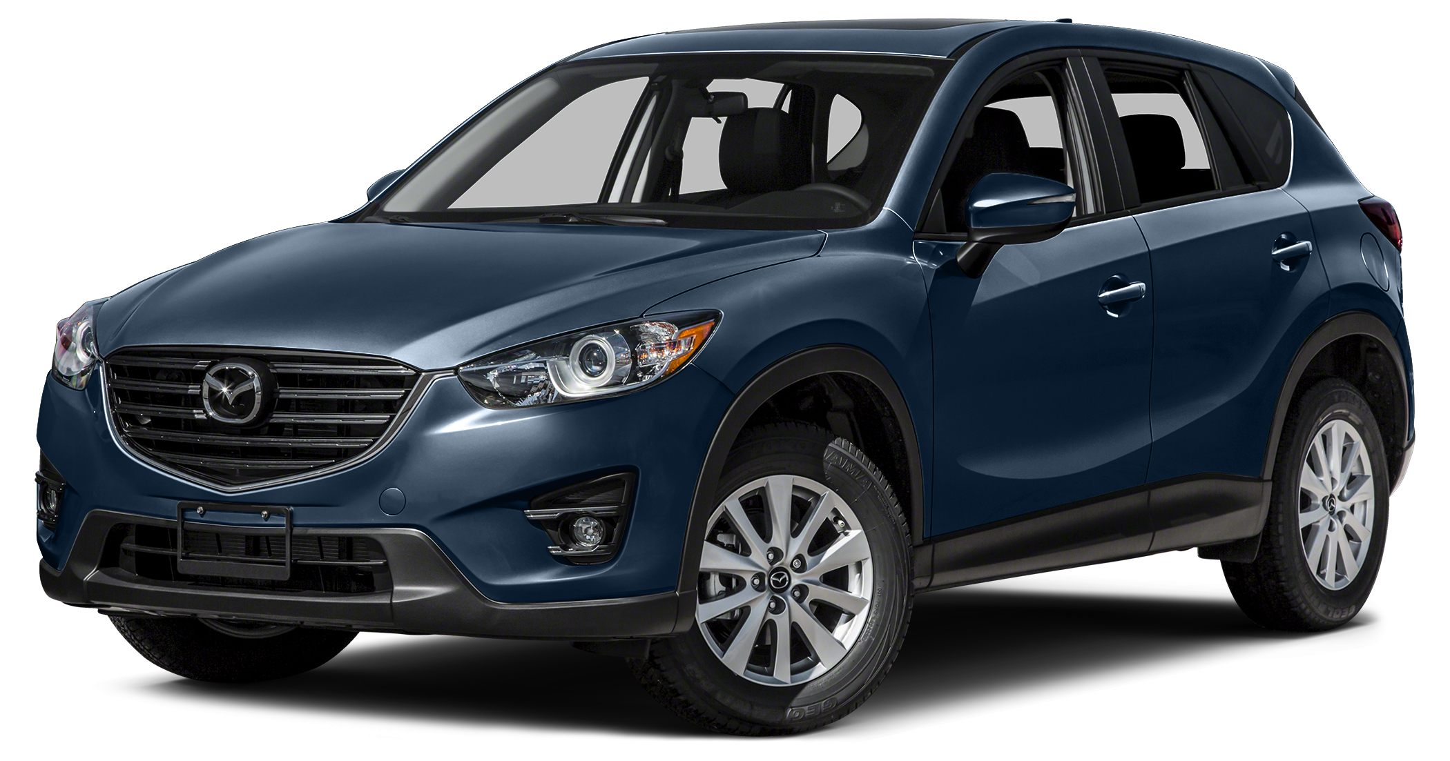 2016 Mazda CX-5 Grand Touring Miles 28104Color Blue Reflex Mica Stock SB16438A VIN JM3KE2DY7