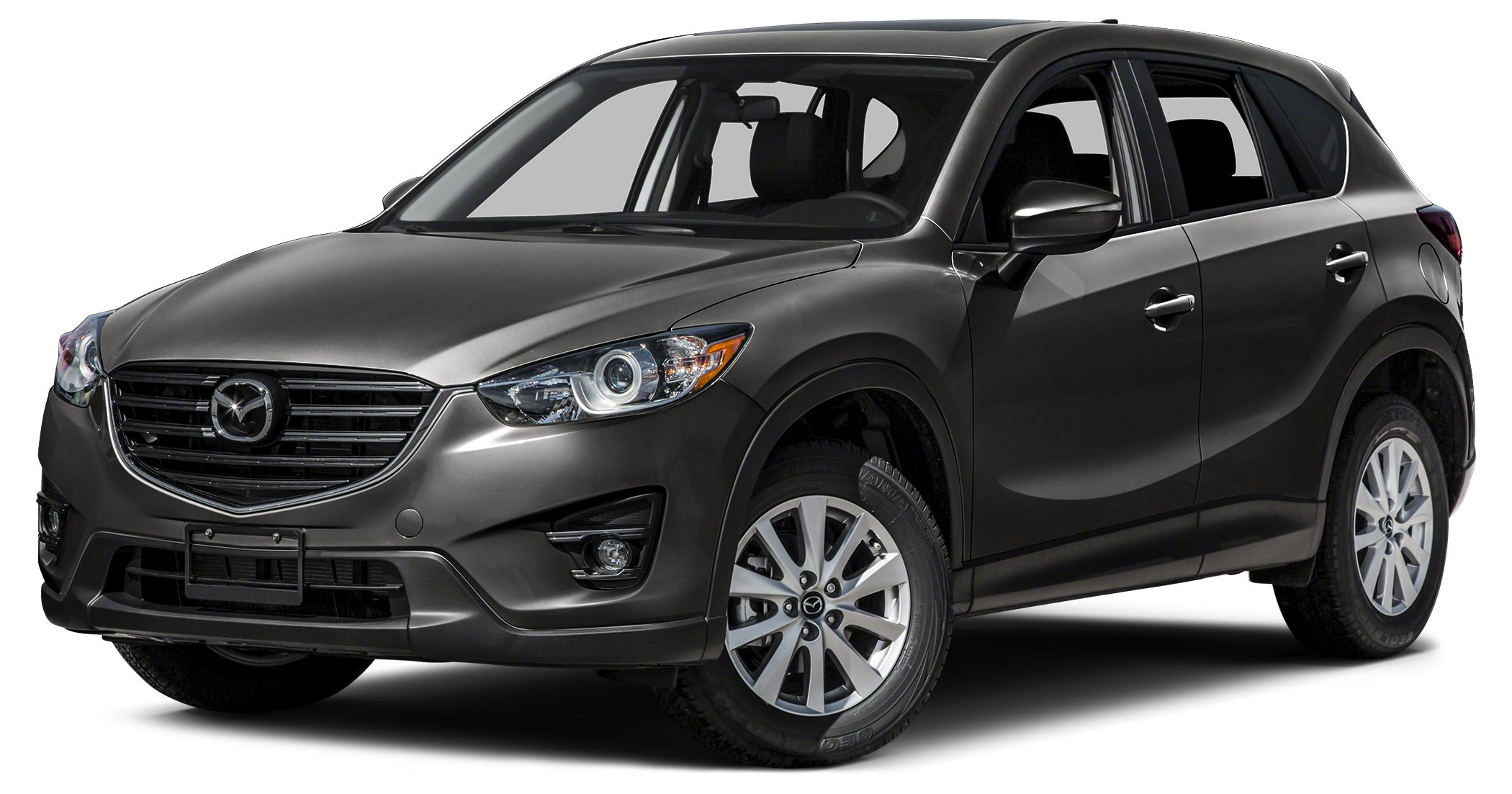 2016 Mazda CX-5 Grand Touring Miles 36692Color Titanium Flash Mica Stock SB17165A VIN JM3KE2