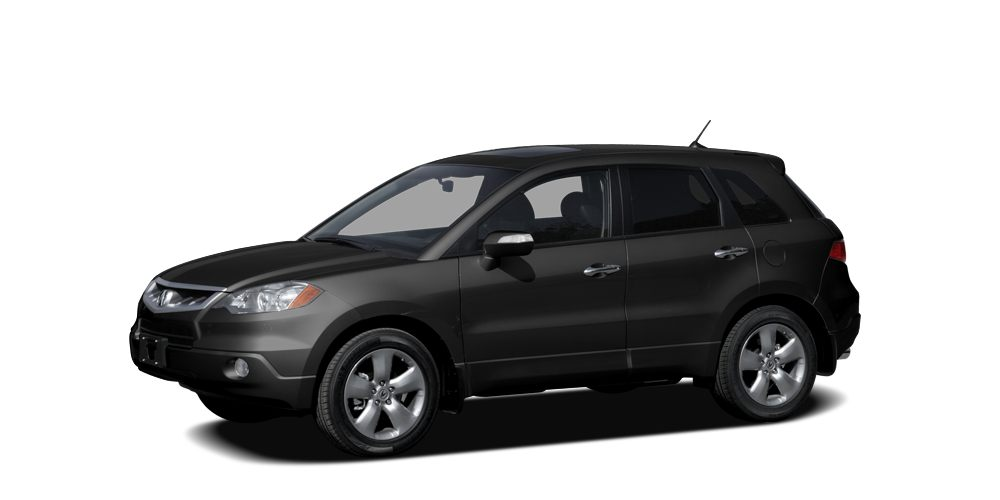 2008 Acura RDX Base Miles 110701Color Nighthawk Black Pearl Stock TA002255 VIN 5J8TB18258A00