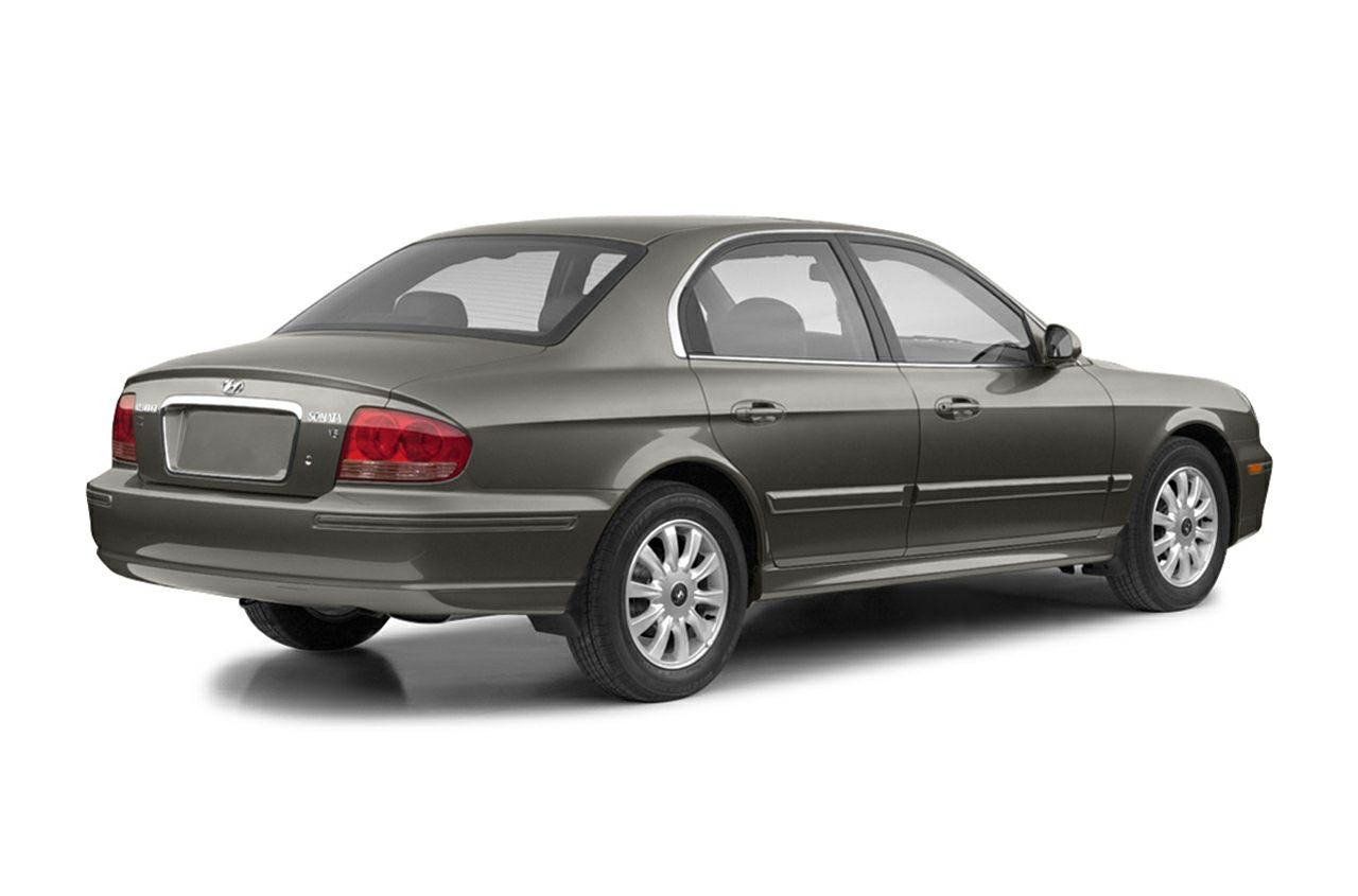2004 Hyundai Sonata GLS 3-DAY EXCHANGEONE PRICE STOP NO HASSLE NO HAGGLE CAR BUYING EXPERIE