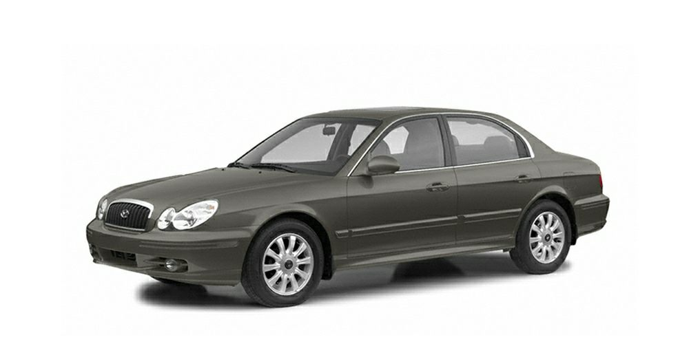 2004 Hyundai Sonata GLS  WHEN IT COMES TO EXCELLENCE IN USED CAR SALESYOU KNOW YOURE AT STAR