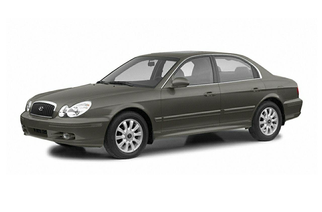 2004 Hyundai Sonata LX 27L V6 MPI DOHC Right car Right price Get Hooked On West Coast Auto Dea