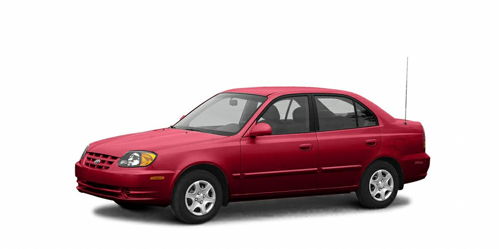 2004 Hyundai Accent GL STOP Read this This really is a great vehicle for your active lifestyle