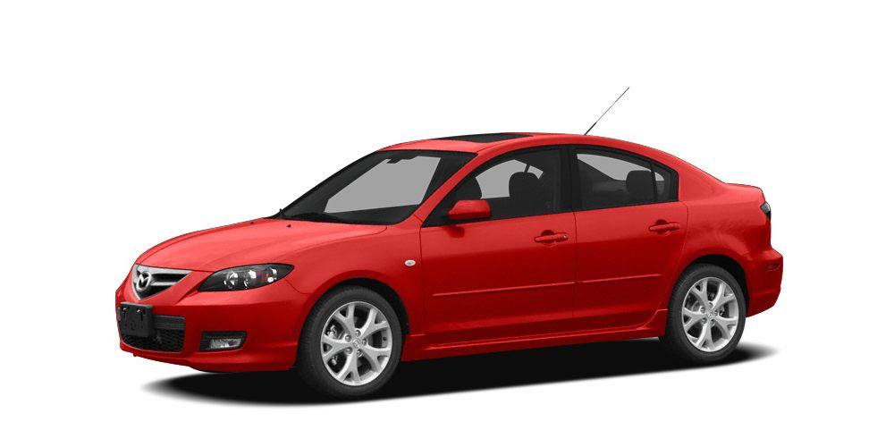 2008 Mazda MAZDA3 i Touring Miles 127411Color True Red Stock 16AL440B VIN JM1BK12F281783922