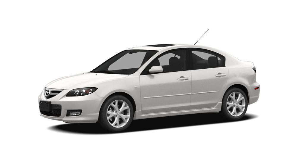 2008 Mazda MAZDA3 i Touring Miles 69627Color Rally White Stock R2632A VIN JM1BK32F681861436