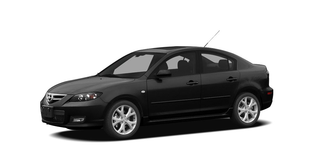 2008 Mazda MAZDA3 i Sport  WHEN IT COMES TO EXCELLENCE IN USED CAR SALESYOU KNOW YOURE AT ST