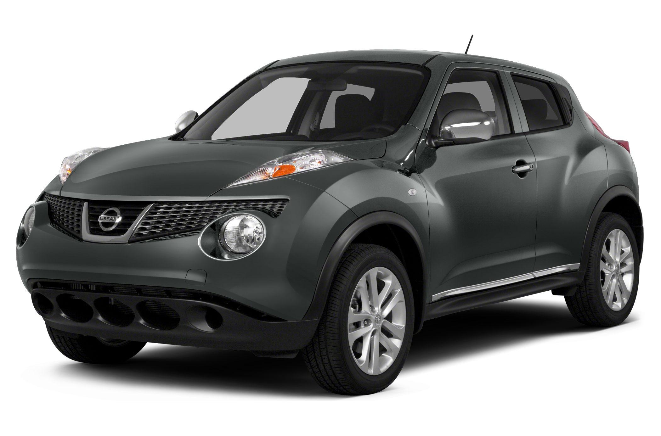 2014 Nissan Juke  Miles 24218Stock R2871B VIN JN8AF5MRXET353347