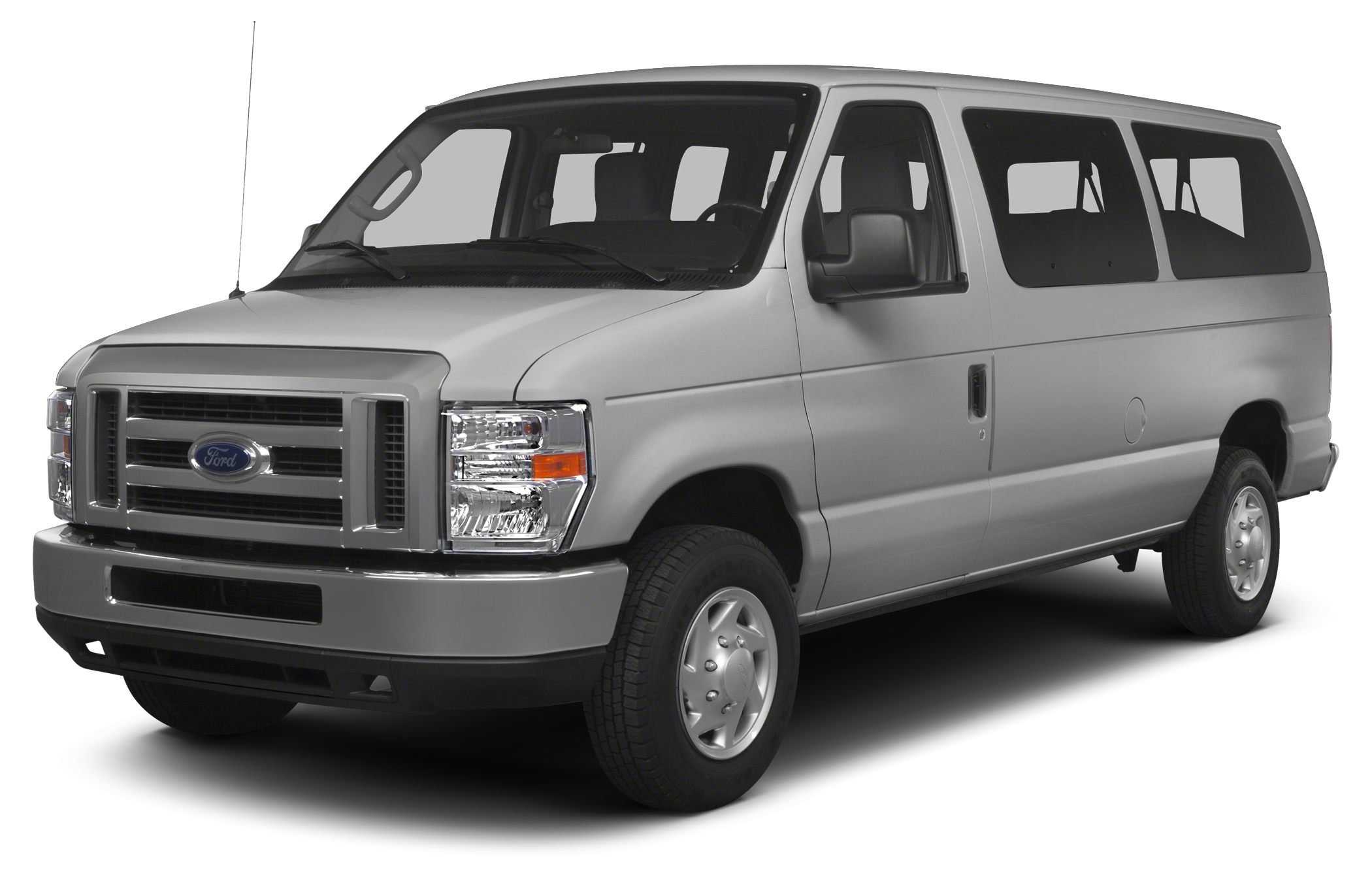 2014 Ford Econoline 350 Super Duty XLT CARFAX 1-Owner 3rd Row Seat TRANSMISSION 4-SPEED AUTOMATI