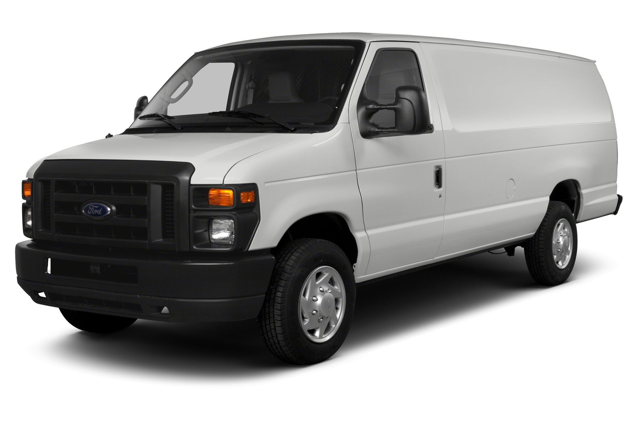 2014 Ford Econoline 250 Commercial Certfied by CARFAX - NO ACCIDENTS and ONE OWNER Flex Fuel